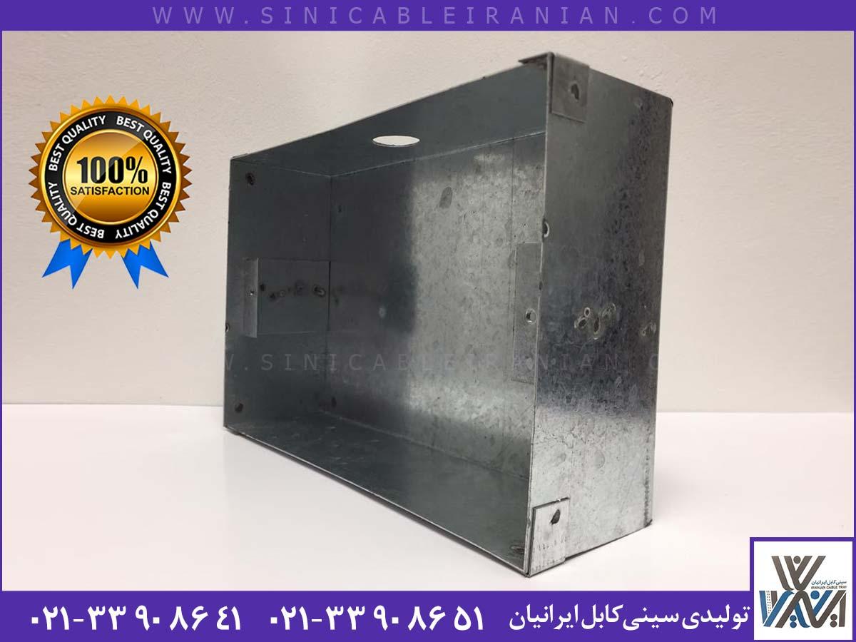سازنده انواع جعبه تقسیم گالوانیزه در ابعاد سفارشی طبق درخواست مشتریان