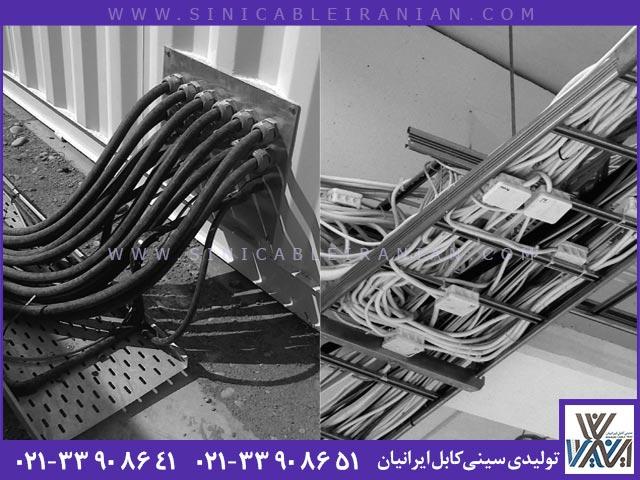 محصول شرکت سینی کابل ایرانیان